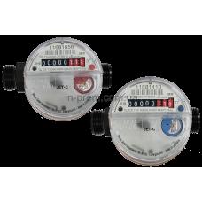 Квартирний одноструменевий лічильник води ResidiaJet C з корпусом з композитного матеріалу