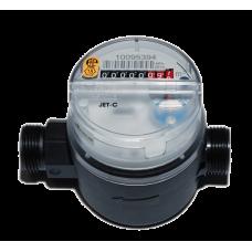 Квартирний одноструменевий лічильник води ResidiaJet-C з корпусом з композитного матеріалу